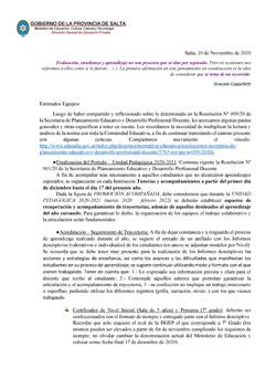 Documento Pautas Resolución SPE 009-20