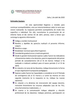 Informe DGEP (010420)