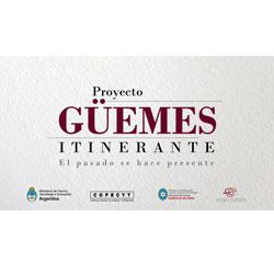 """Capacitación del Proyecto """"Güemes Itinerante. El pasado se hace presente"""""""