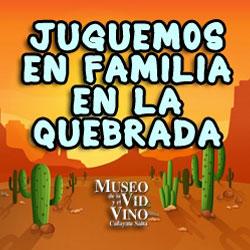 Juguemos en Familia en la Quebrada
