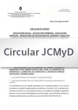 Circular 05-20