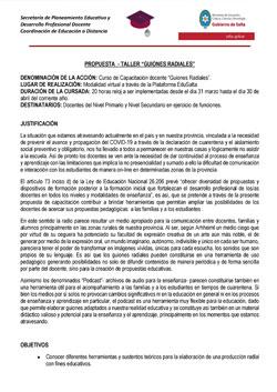 Guiones Radiales (210323-SPE)