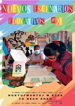 Revista Nuevos Escenarios Educativos #21