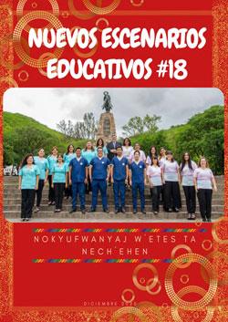 Revista Nuevos Escenarios Educativos #18