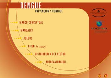 CD Interactivo Dengue