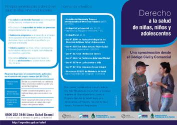 Derecho a la salud de niñas, niños y adolescentes