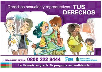 Derechos sexuales y reproductivos. Tus derechos