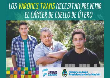 Salud de varones trans