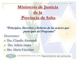 ESI - Ministerio de Justicia